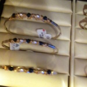 more earth grace bracelets at The Vintage House