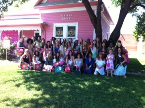 Dallas Blogger Collective at The Vintage House